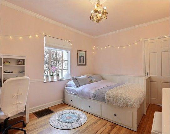 Schlafzimmer ideen · ikea hemnes daybed double mattress jpg 543x428