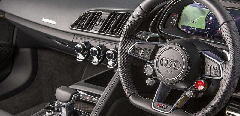 2018 Audi R8 Interior