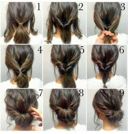 Hair Bun For Work Updos 29 Best Ideas Hair Styles Guest Hair Long Hair Styles