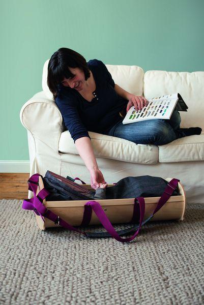 kidskoje tragbare babywiege b ohne bollerwagen pinterest bollerwagen babywiegen und birken. Black Bedroom Furniture Sets. Home Design Ideas