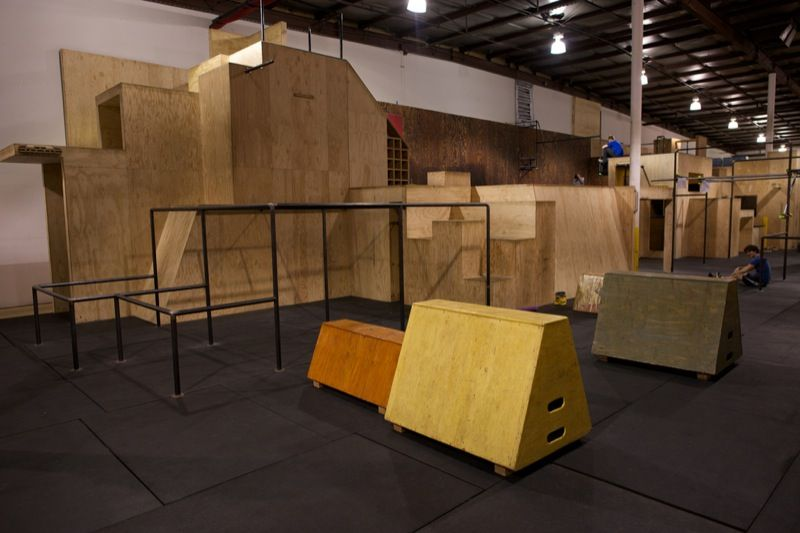 Thinking Outside The Gym Box