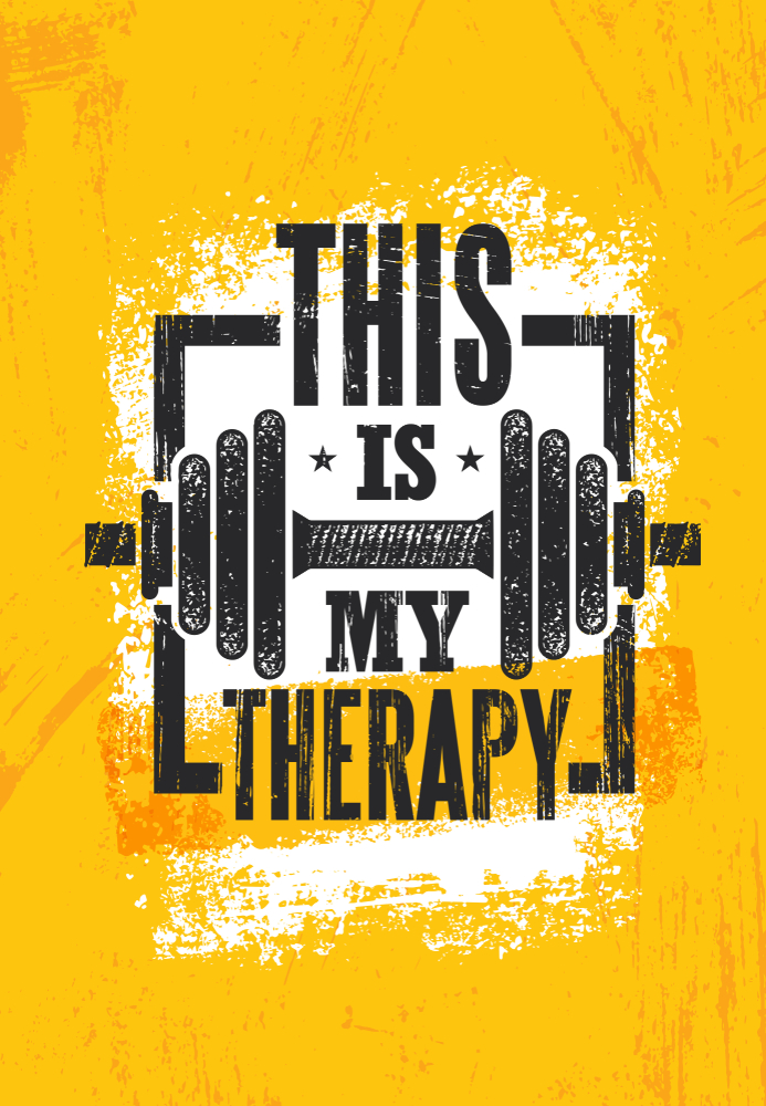 This My Therapy Fitness Muscle Workout #My #This #Muscle #Therapy #Fitness #Workout