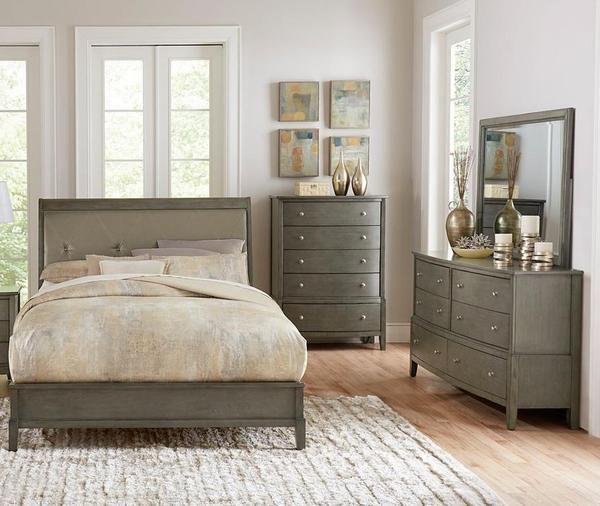 4 Pc Queen Bedroom Set In 2019 Home Decor King Bedroom King