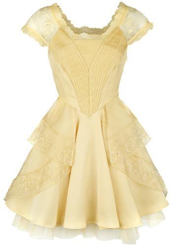 Belle Ball Gown - Kurzes Kleid von Die Schöne und das Biest | Disney ...