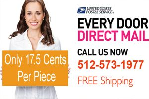 Eddm Every Door Direct Mail Printing From Usps Direct Mail Directions The Neighbourhood
