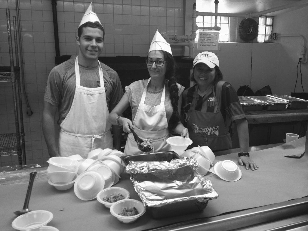 Attractive Volunteering At St. Josephu0027s Soup Kitchen/NYC Travel Guide