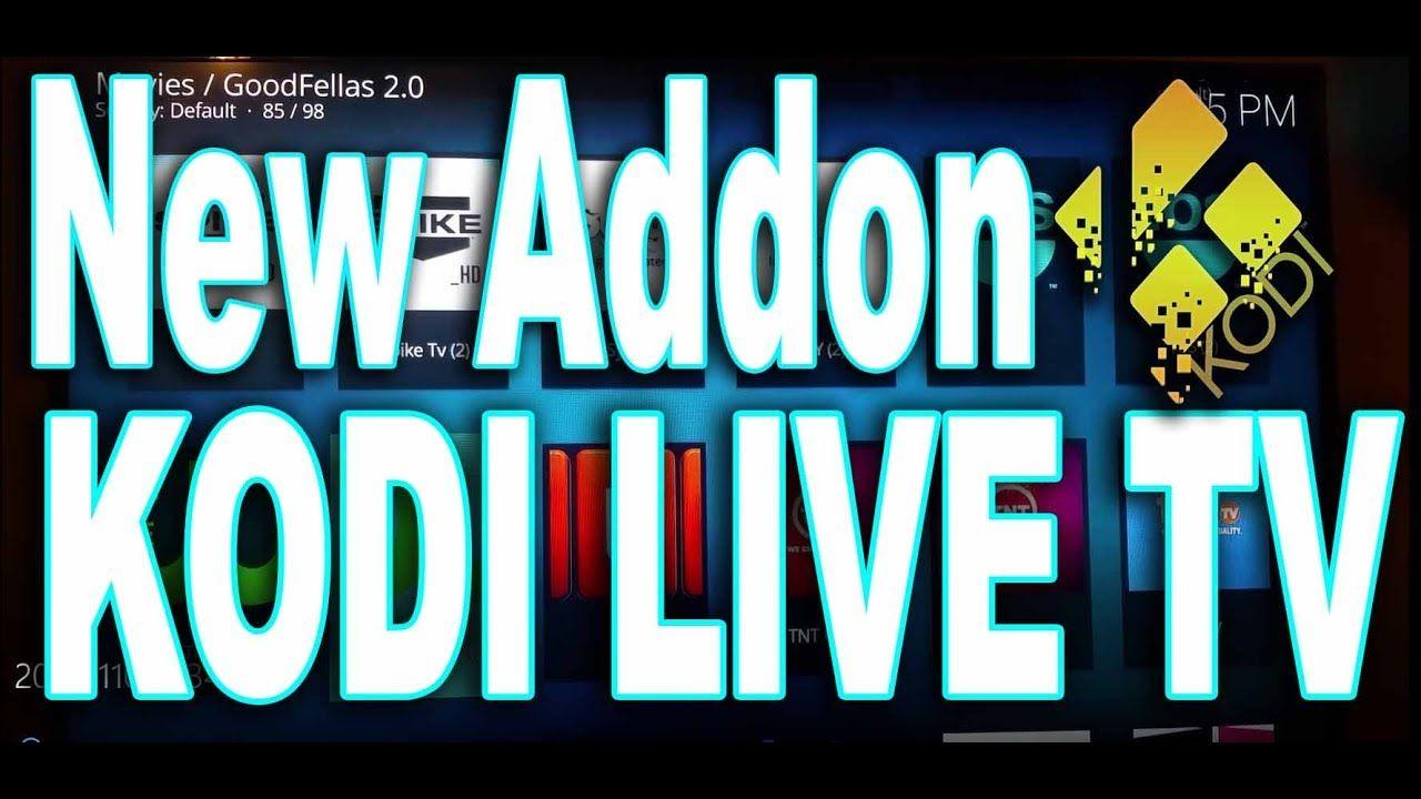 Can You Watch Live Tv On Kodi Fire Stick Pin By Staci Mcd On How To Diy Kodi Kodi Live Tv Live Tv