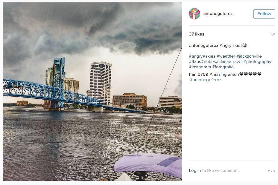 Jacksonville city centre