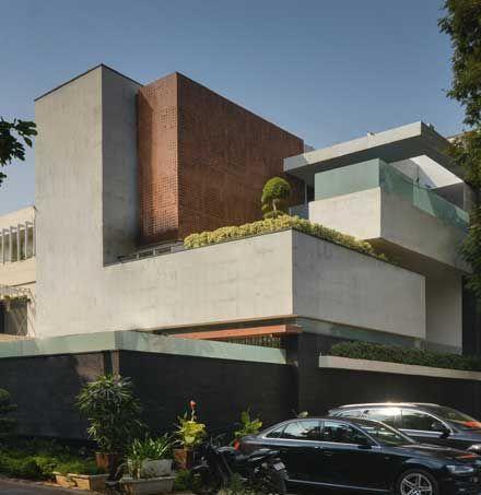 13 Pictures Of Virat Kohli S Gurgaon House Blogrope House Front Design House Designs Exterior House Exterior