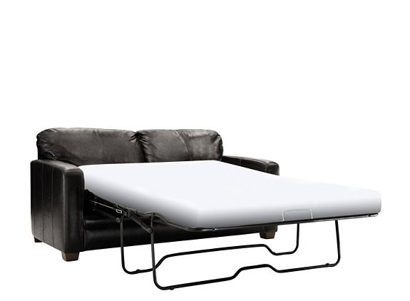 Remarkable Trent Leather Queen Sleeper Sofa Sleeper Sofas Raymour Caraccident5 Cool Chair Designs And Ideas Caraccident5Info