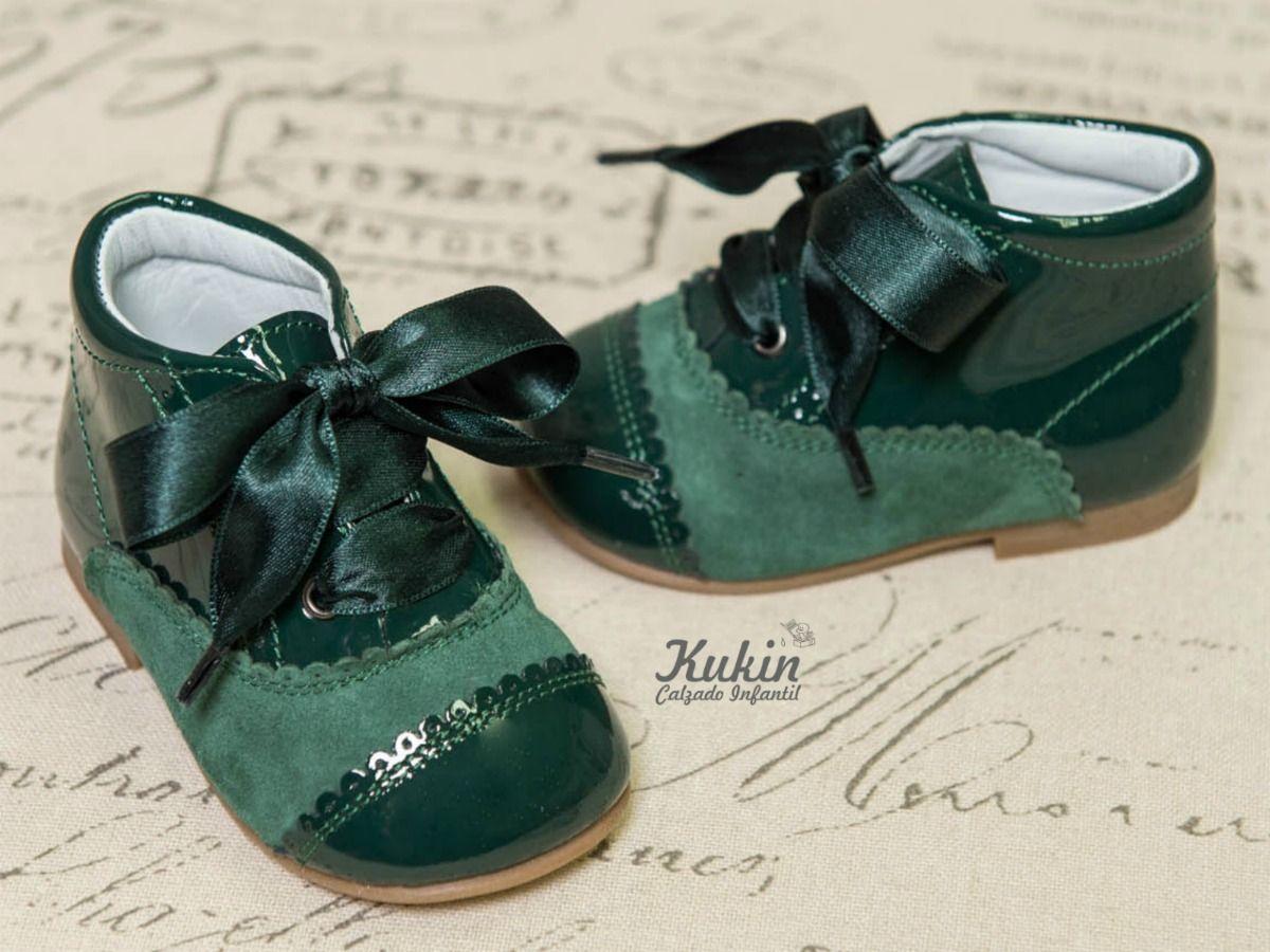 rico y magnífico seleccione para el más nuevo Productos Botas Landos para niñas y niños | Baby Shoes II | Calzas ...