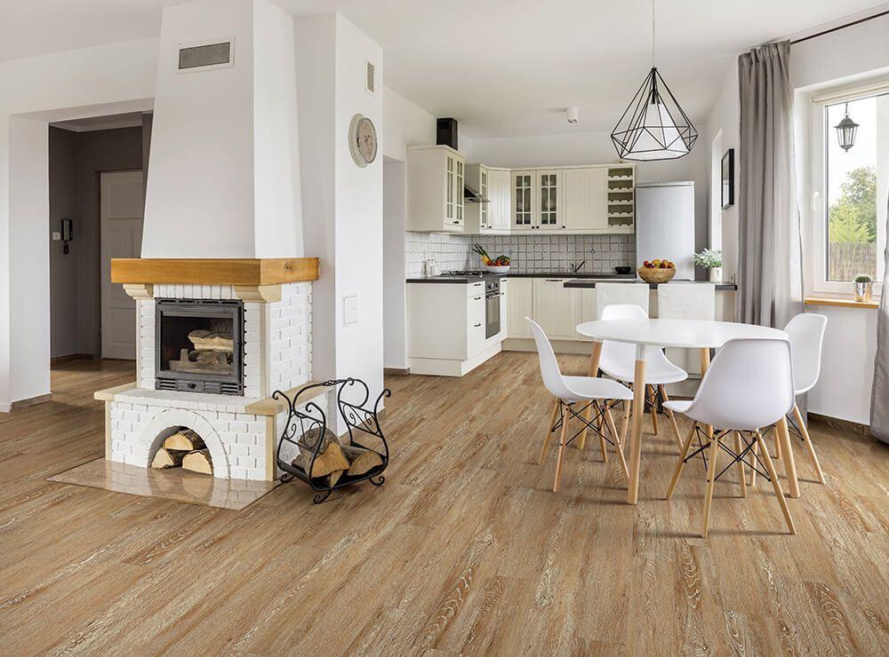 () EVP Vinyl Flooring COREtec Kitchen flooring, Luxury