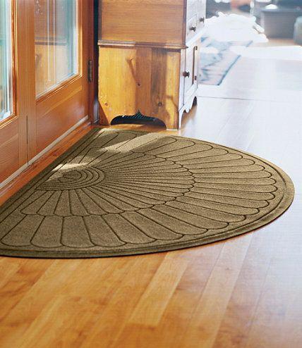 Waterhog Crescent Doormat Waterhog Mats Free Shipping At L L Bean Door Mat Waterhog Mat Beautiful Doors