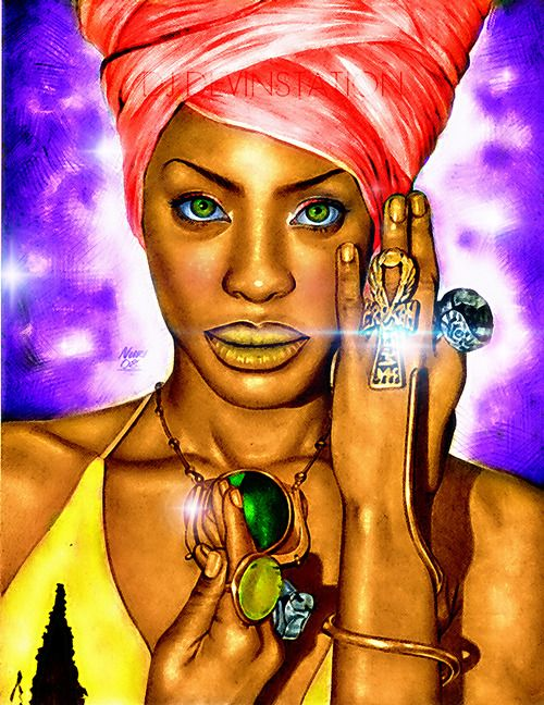 Baduizm With Images Black Girl Art Black Art Culture Art