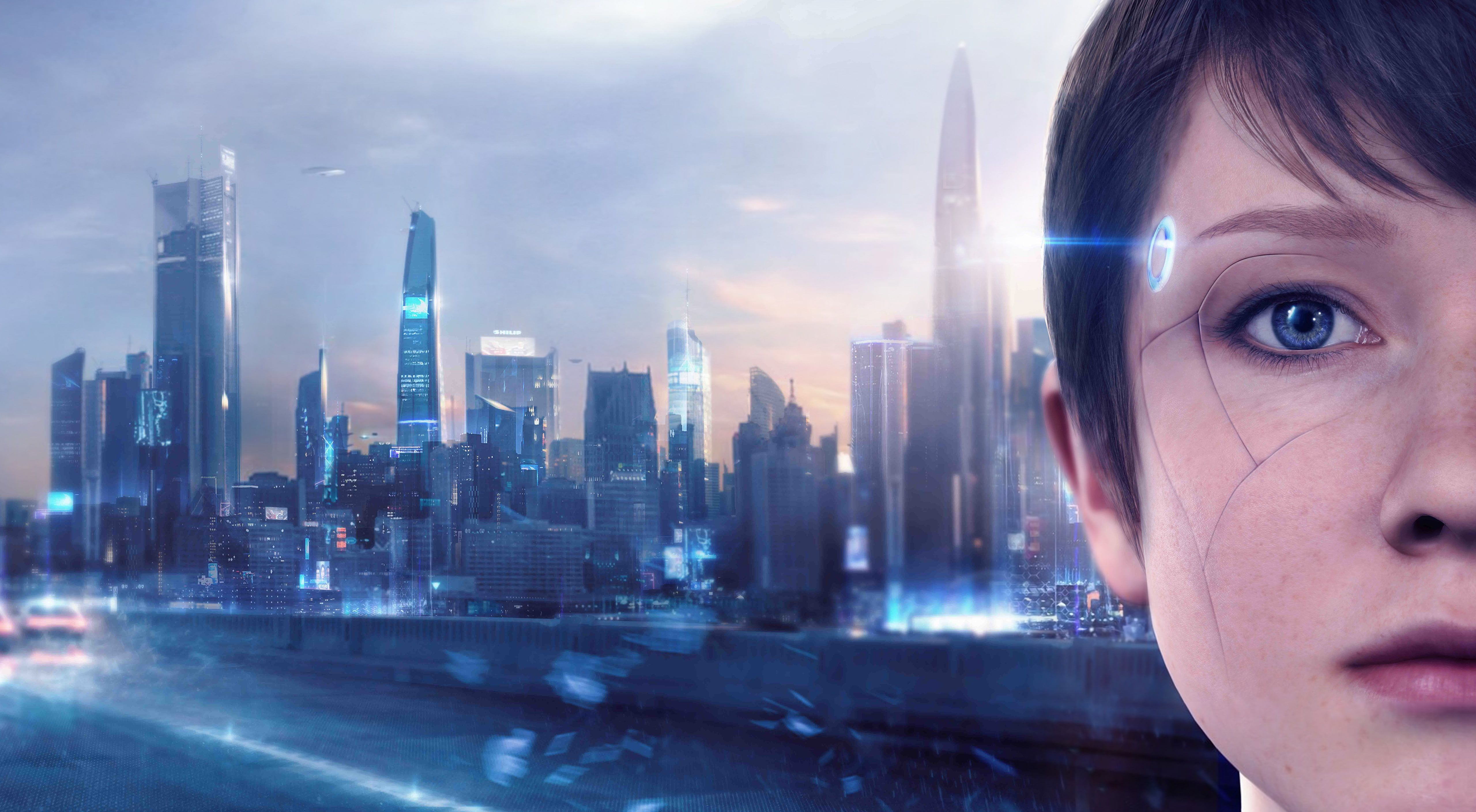 Detroit Become Human 2018 Games Hd Games 4k 5k 5k Wallpaper Hdwallpaper Desktop Detroit Become Human Detroit Human