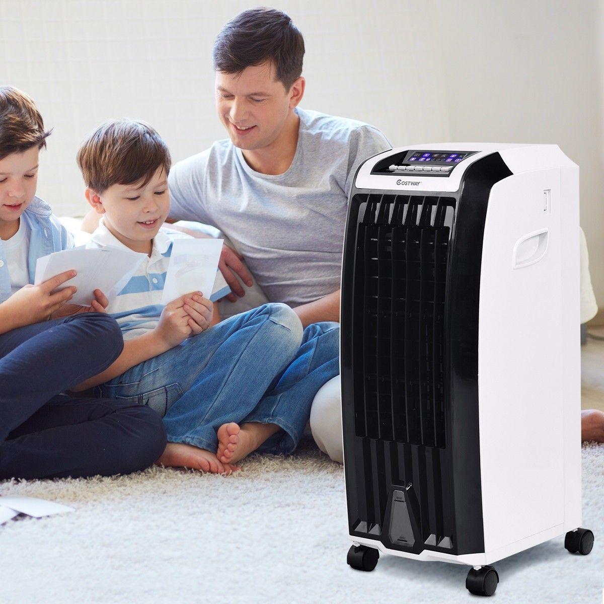Evaporative Portable Air Conditioner Cooler Evaporative