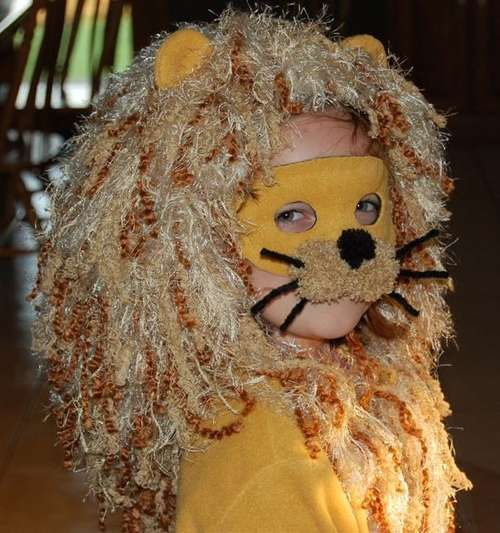cowardly lion ideas