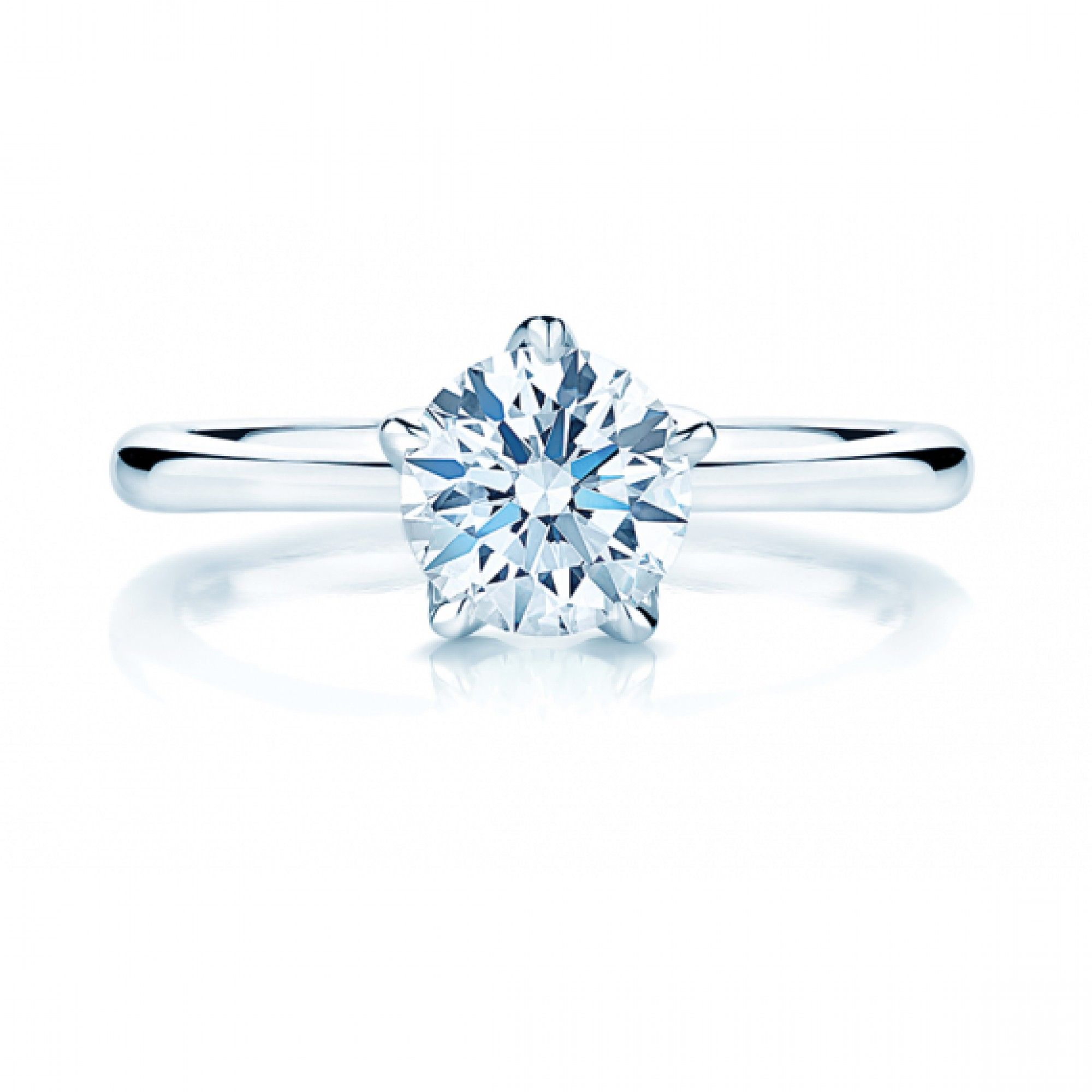 Birks North Star™ Platinum Diamond Engagement Ring