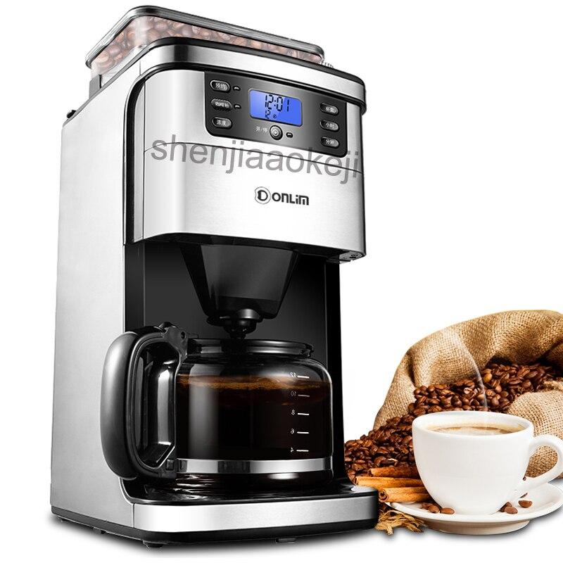 KF800 Multifunction coffee machine bean grinding machine