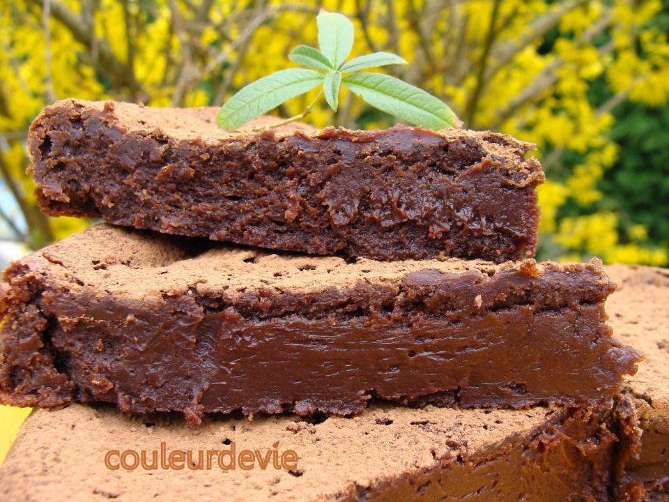 Fondant au chocolat….le meilleur ! | Couleurdevie