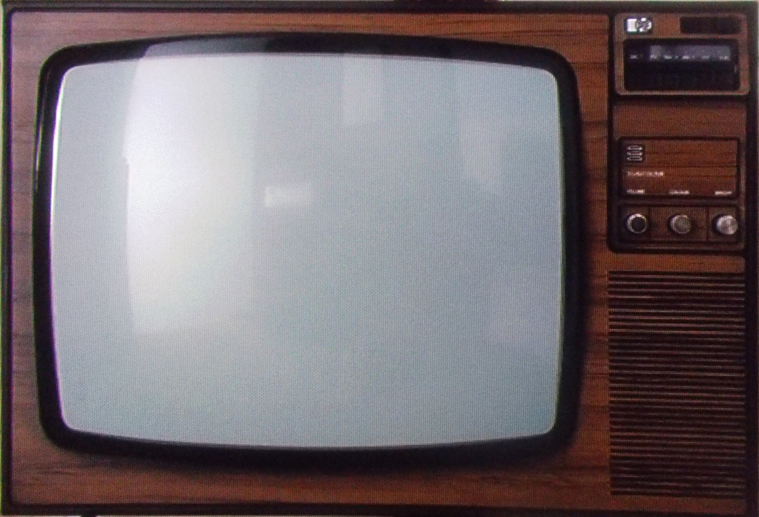 Pye Tv 1977 Vintage Television Vintage Tv Retro Tv