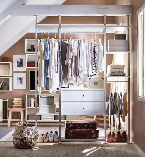 33 Desain inspiratif toko baju dan butik rumahan sederhana ...