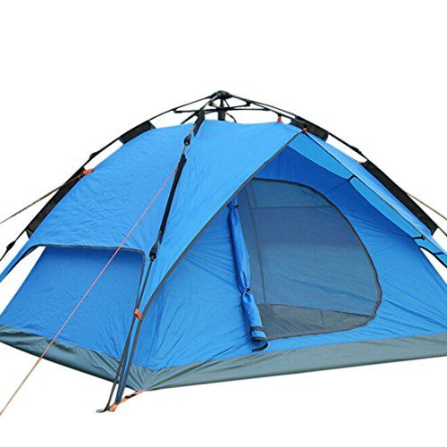Cheap Qianle 4 Person Doublelayer Pop Up Instant Tent For Outdoor C&ing Travel Black Friday Sale 2017  sc 1 st  Pinterest & Qianle 4 Person Doublelayer Pop Up Instant Tent For Outdoor ...