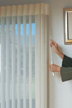 Hunter Douglas Luminette Window Treatments And Draperies