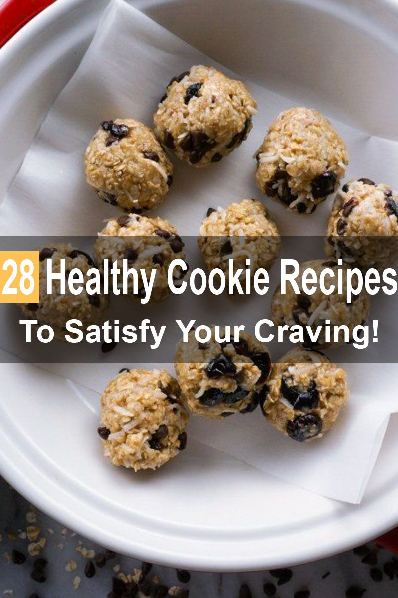 From rich chocolate and gooey chocolate chip to spicy pumpkin and tangy ginger, these delicious but healthy cookie recipes are sure to curb your craving bembu.com