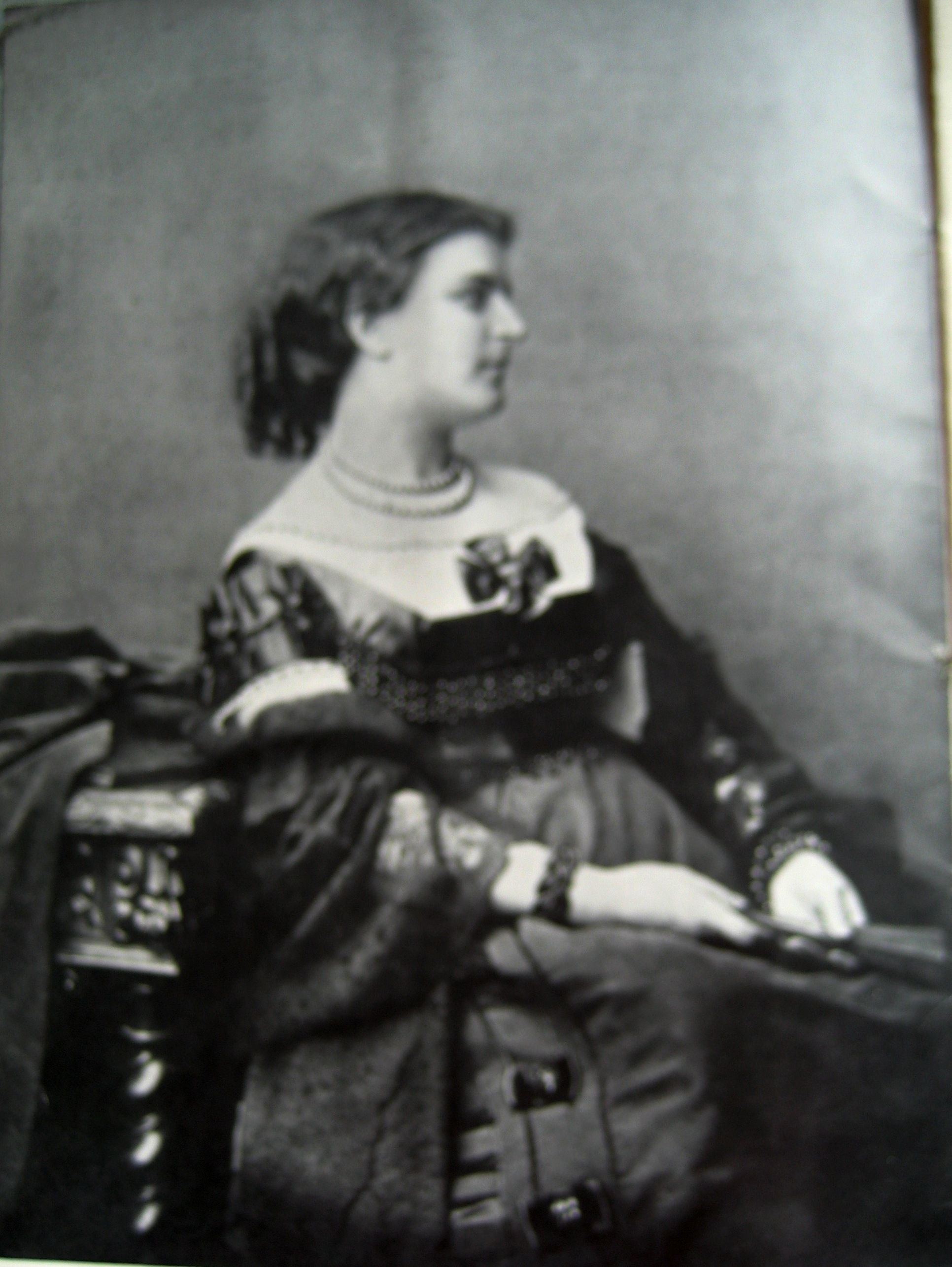 Marie Souvestre Eleanor Roosevelts Oct Nov Teacher And Allenswood Headmistress At About 35 Years Old