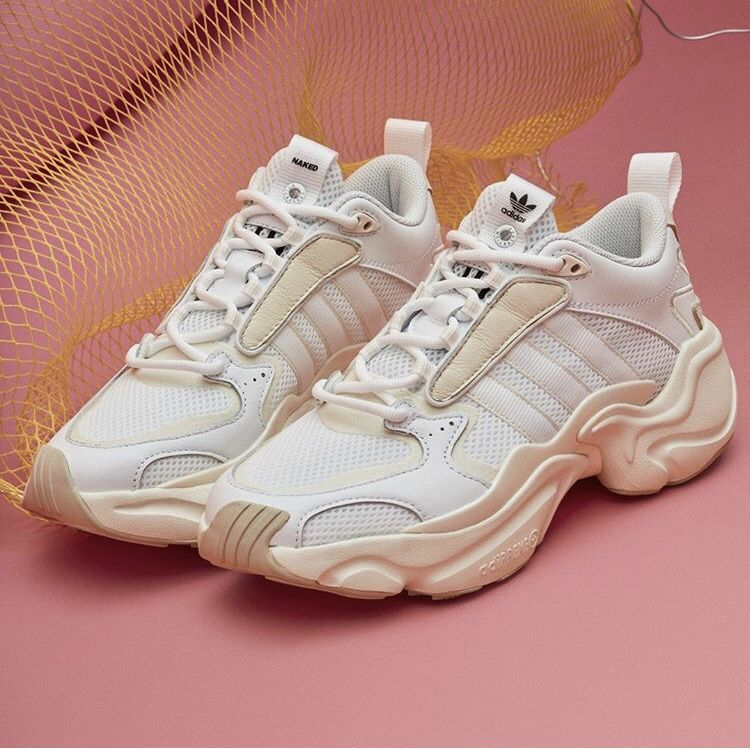 finest selection 4ec52 20628 Naked x adidas Consortium Magma Run. Naked x adidas Consortium Magma Run  Shoes ...