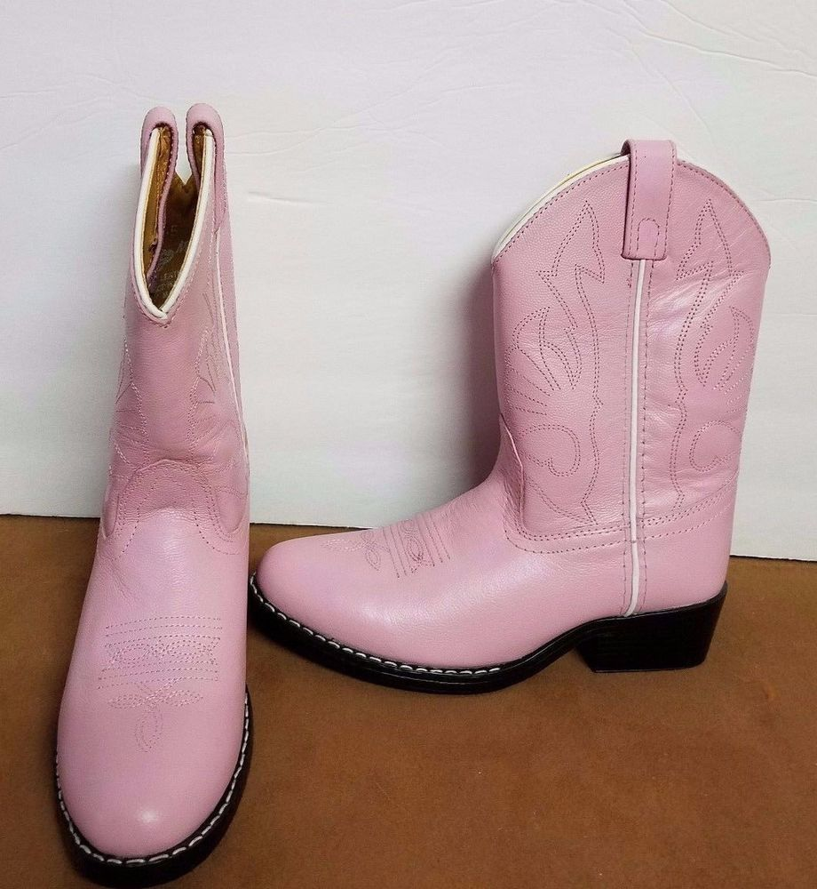 girls boots size 1.5