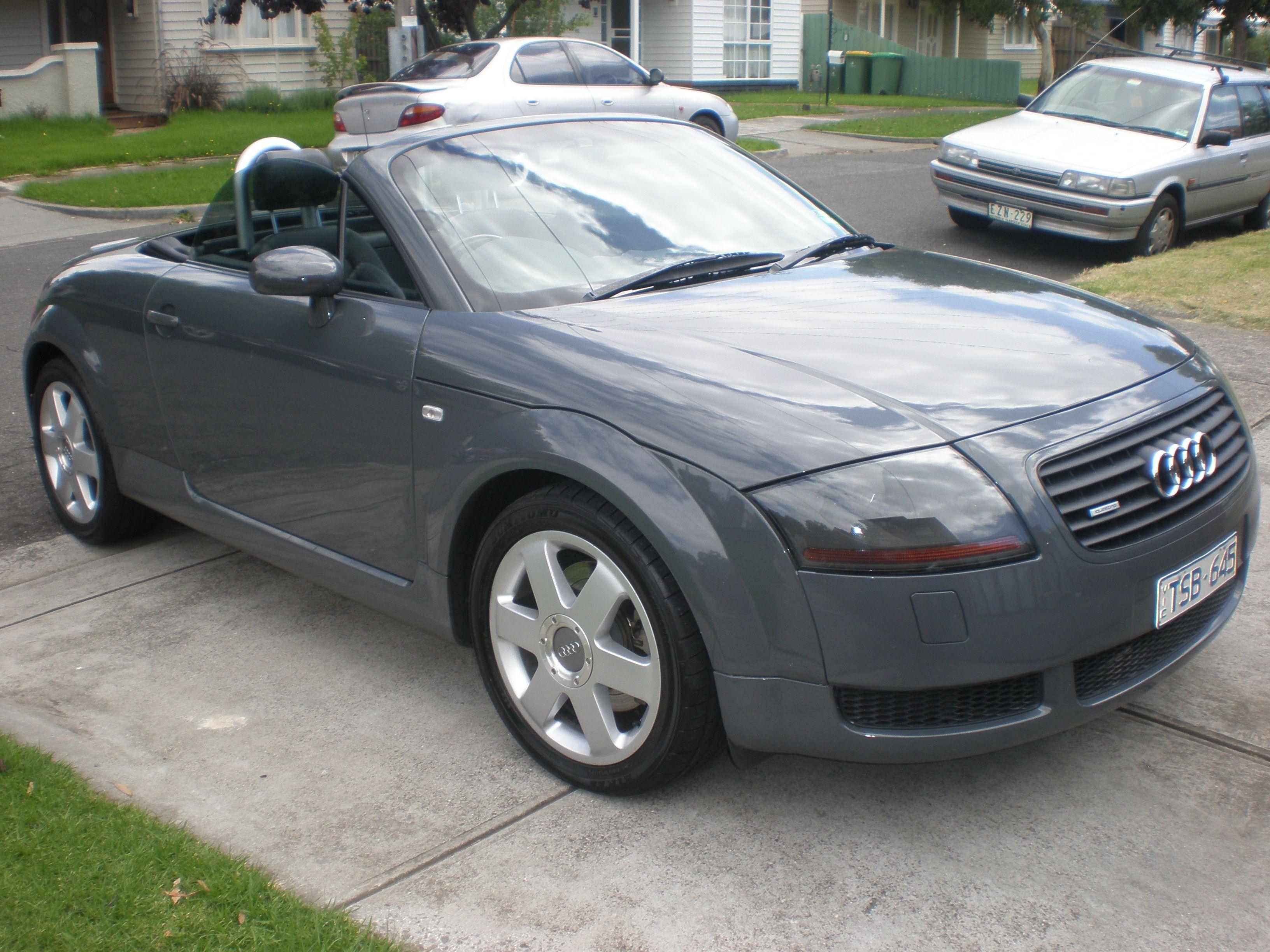 Audi tt quattro for sale