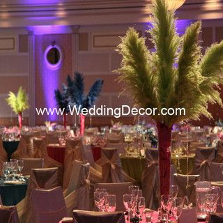 Brazilian Carnival Masquerade Wedding Reception By Weddingdecor Via Flickr