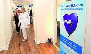 Hospital Brasil Inaugura Centro Exclusivo Para Servico