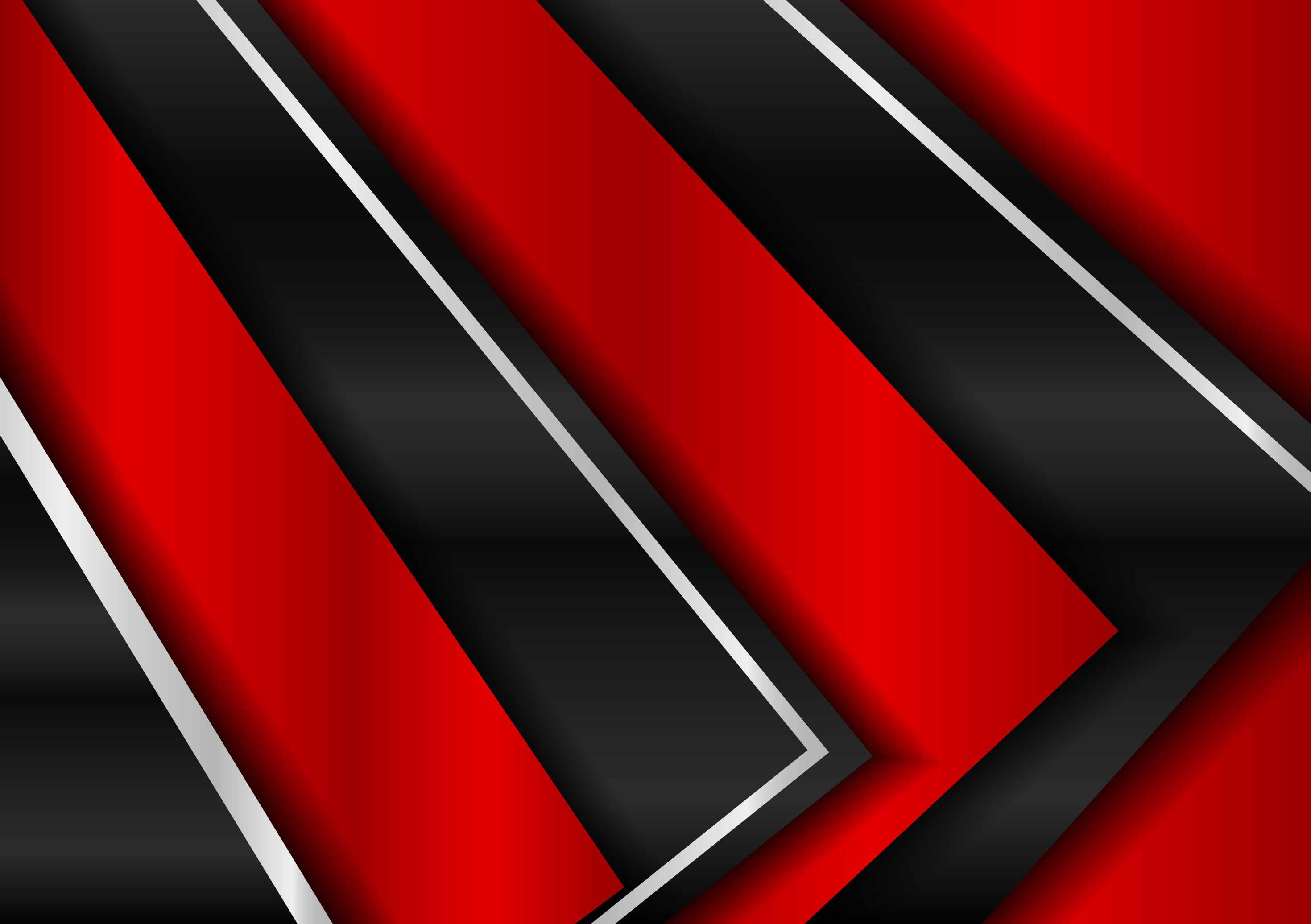 Abstract Dark Black And Red Wallpaper Metal Background Black And Red Dark Wallpaper