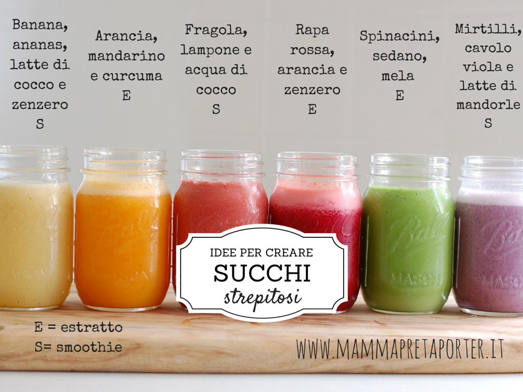 Smoothies Ricette