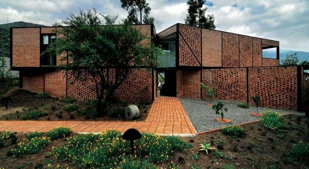 Bravo Arquitectos Chilenos Architecture Pinterest