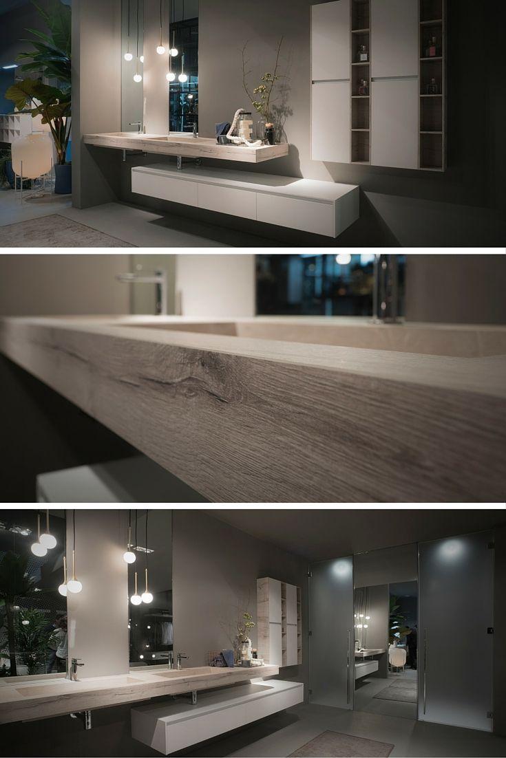Articoli Per Bagno Milano nyù by aqua bathroom furniture collection in hpl laminate