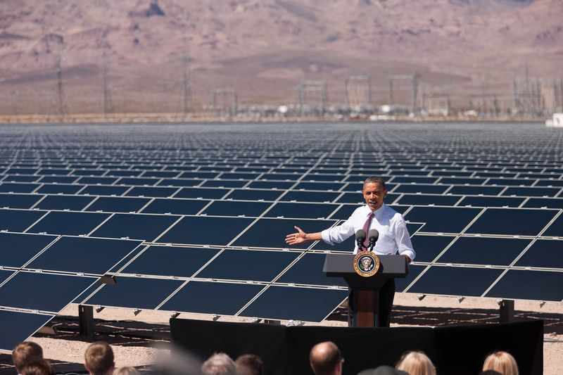 Big Solar Is Heading For Boom Times In The Us Solar Solar Technology Solar Energy System