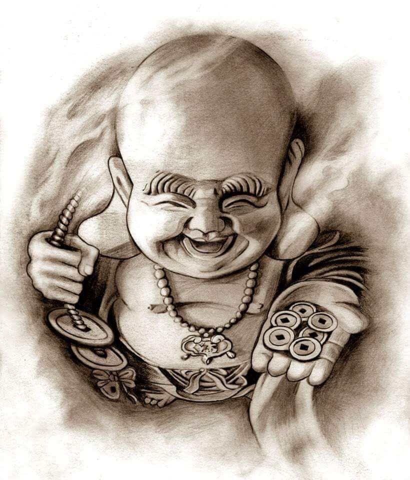 Pin By Junhui Raven On Taoism Buddha Tattoo Design Buddha Tattoo Buddha Tattoos