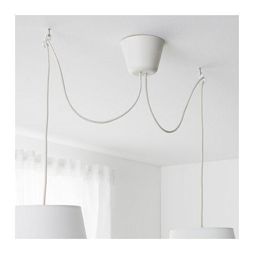 hemma double pendant cord set ikea dream home and decor
