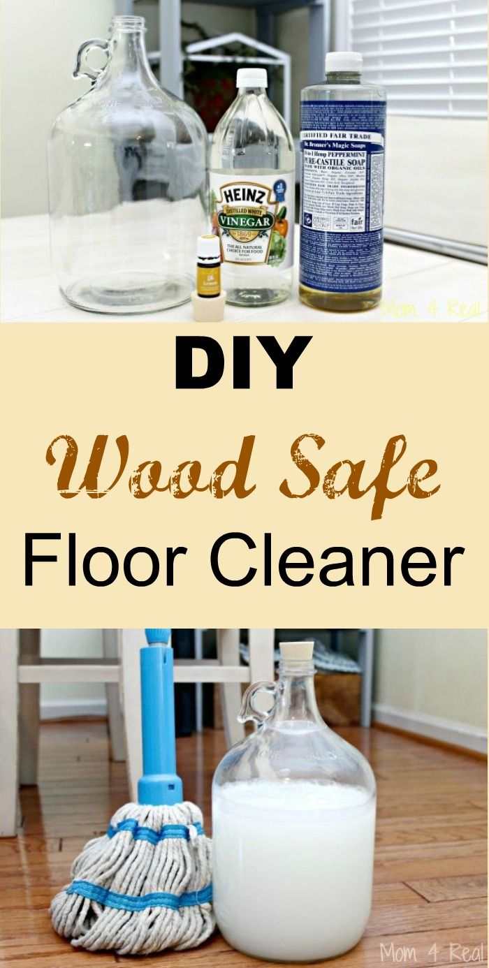 Diy Wood Safe Floor Cleaner With Images Homemade Wood Floor