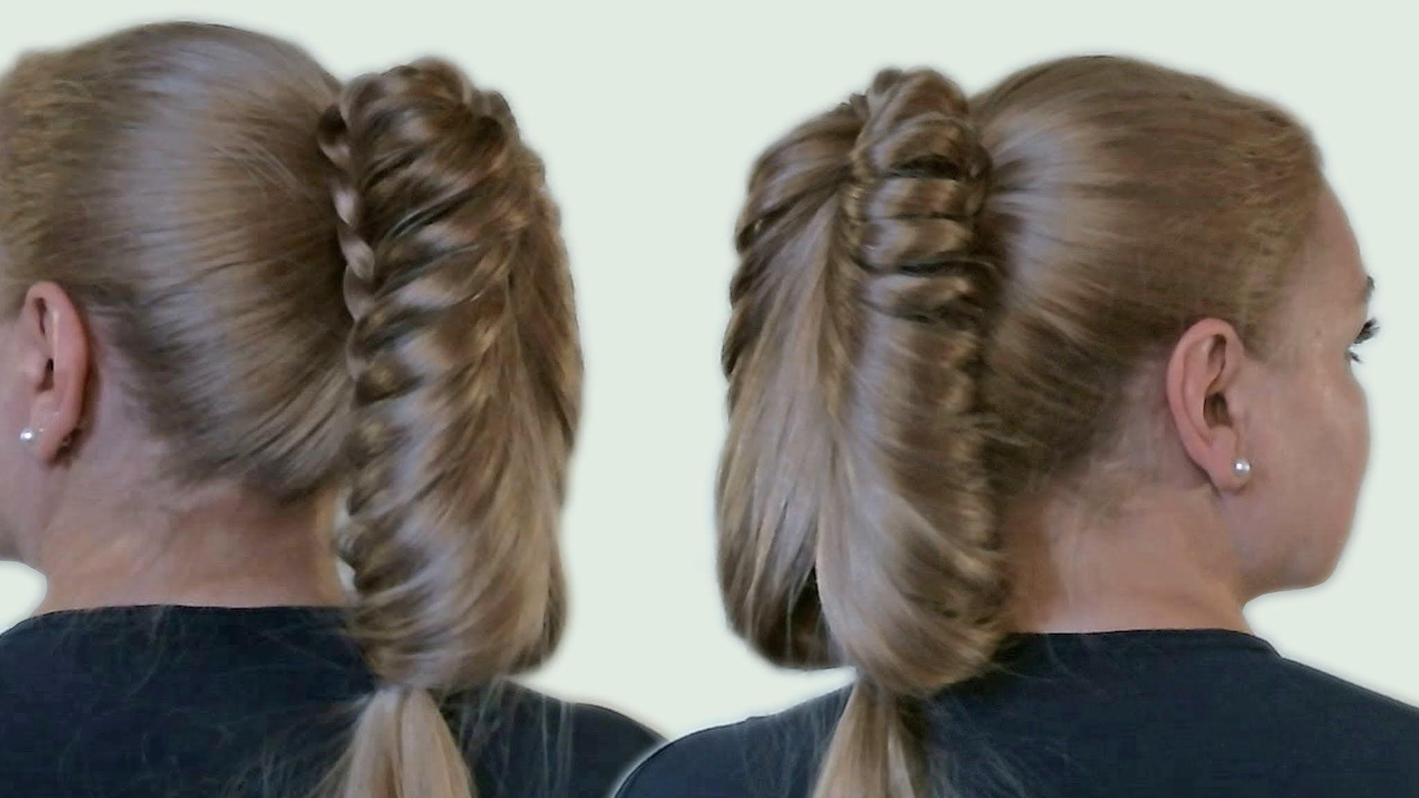 Pin By Sandy1994 On Beautiful Hair Style Ball Hairstyles Long Hair Styles Hair Videos