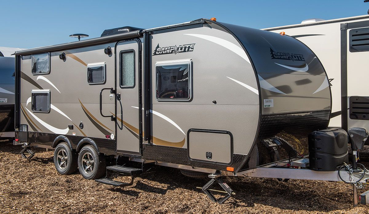 2017 Travel Trailers