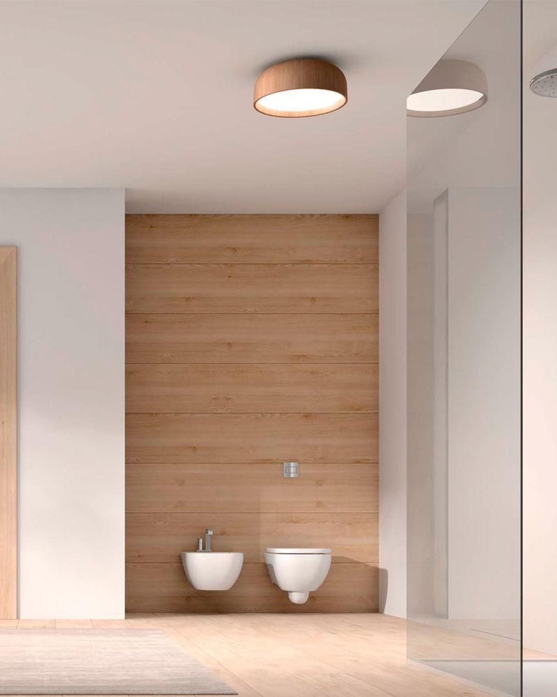 Plafón de techo TOKIO | Luces para baños, Casas, Techo