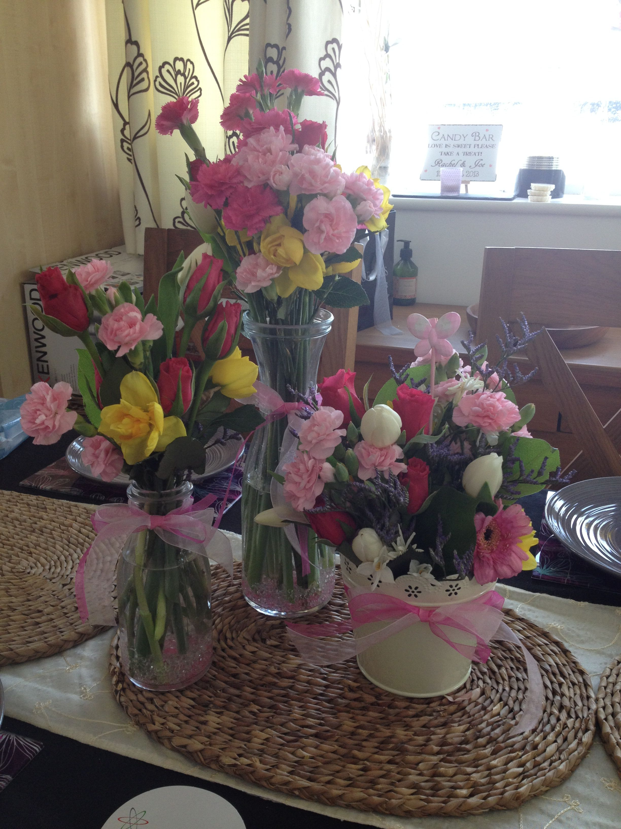 Mother's Day flowers x