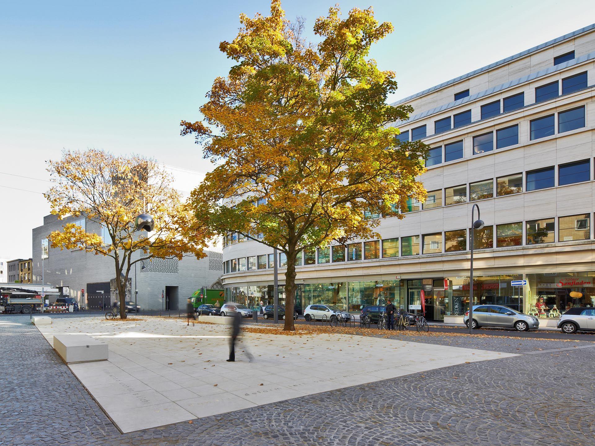Landschaftsarchitekten Köln l fritz gruber platz köln germany by scape