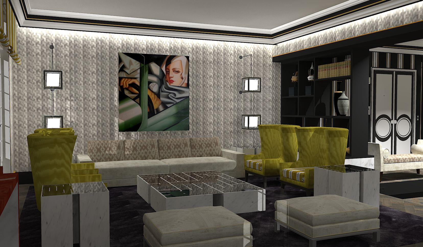 Interior Designed Bedrooms Impressive Paris Interior Design Bedroom Art Deco  Projects We Designed 2018