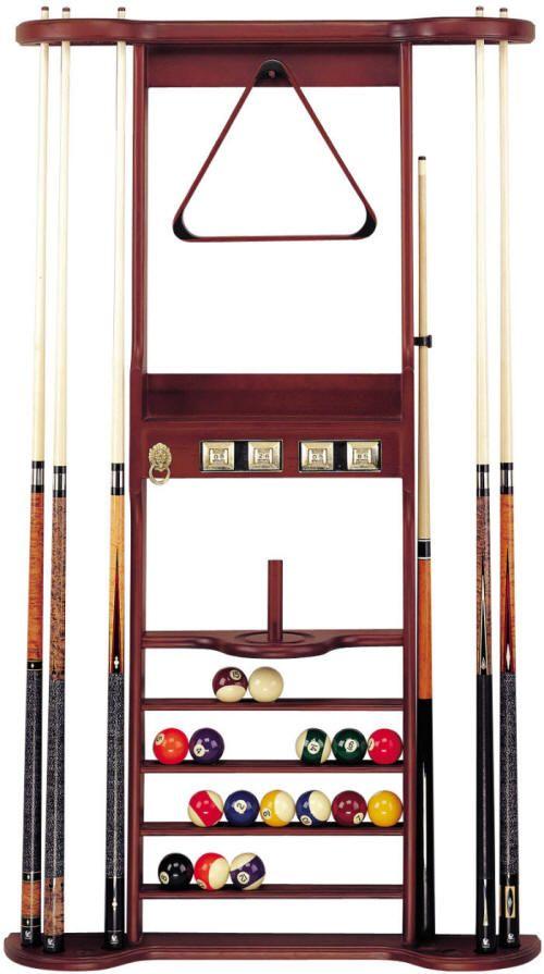 Imperial Billiard//Pool Cue Accessory Bridge Stick and Ball Rack Hook Black